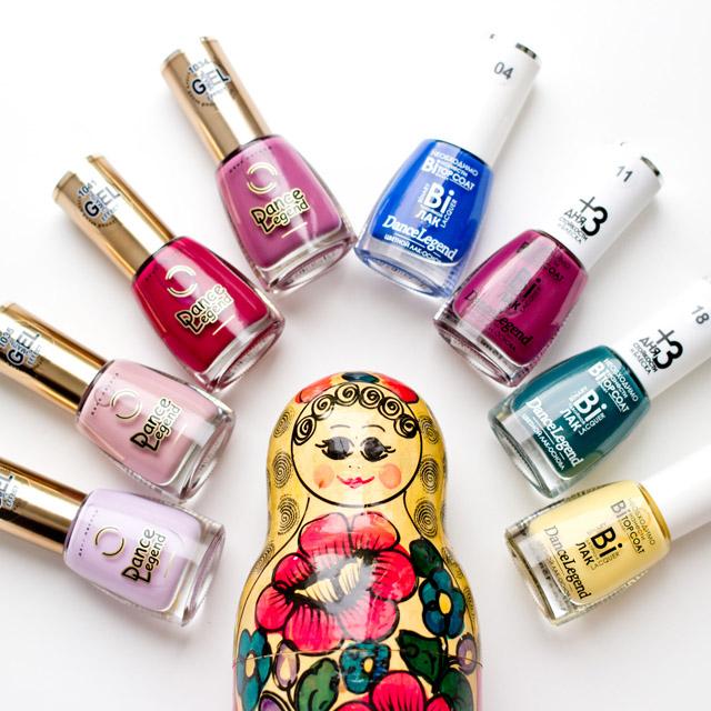 dance legend russian nail polish 1