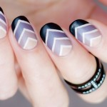 Tutorial: Roman Holiday Gradient Nail Art