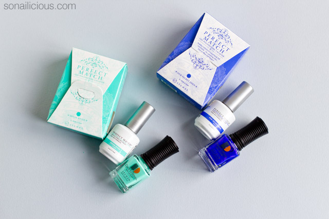 lechat perfect match polishes
