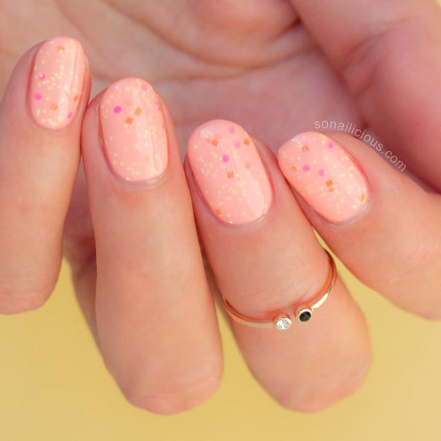 summer nail polish, Dance Legend Malibu