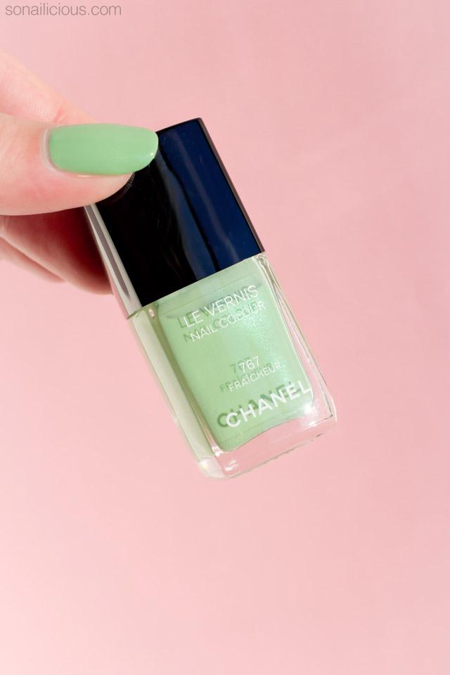Chanel fraicheur review