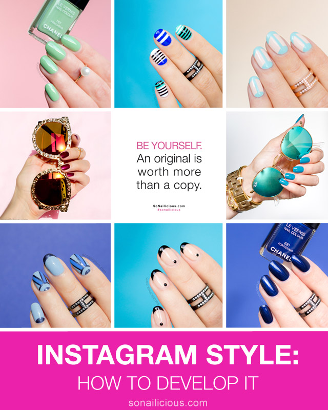 INSTAGRAM STYLE - HOW TO DEVELOP IT by @sonailicious