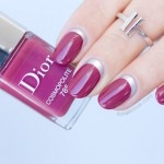 Ruffian Manicure. Plus, 8 More Nail Art Ideas With Dior Cosmopolite Collection