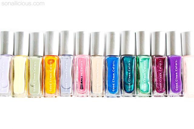 3-free nail polish