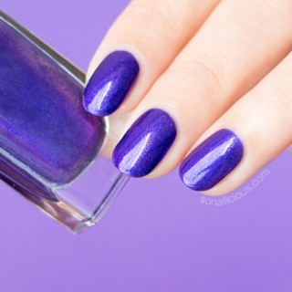 Guerlain nuit merveilleuse nail polish swatches review