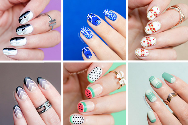 10 best nail tutorials by @so_nailicious