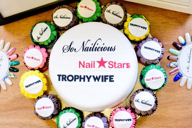 cakes artful pastry nail stars sydney 1