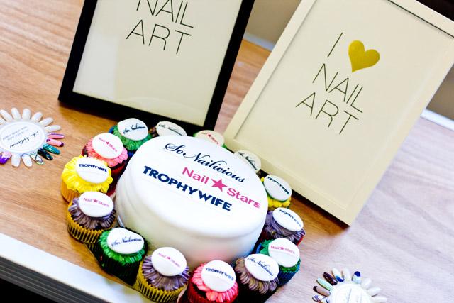 cakes artful pastry nail stars sydney 2