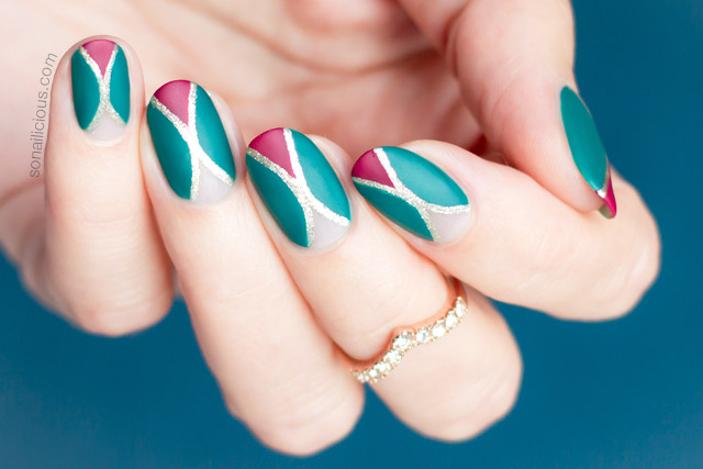 orthodox christmas nails
