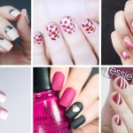 20 Edgy Valentine's Day Nail Designs To Try This Weekend