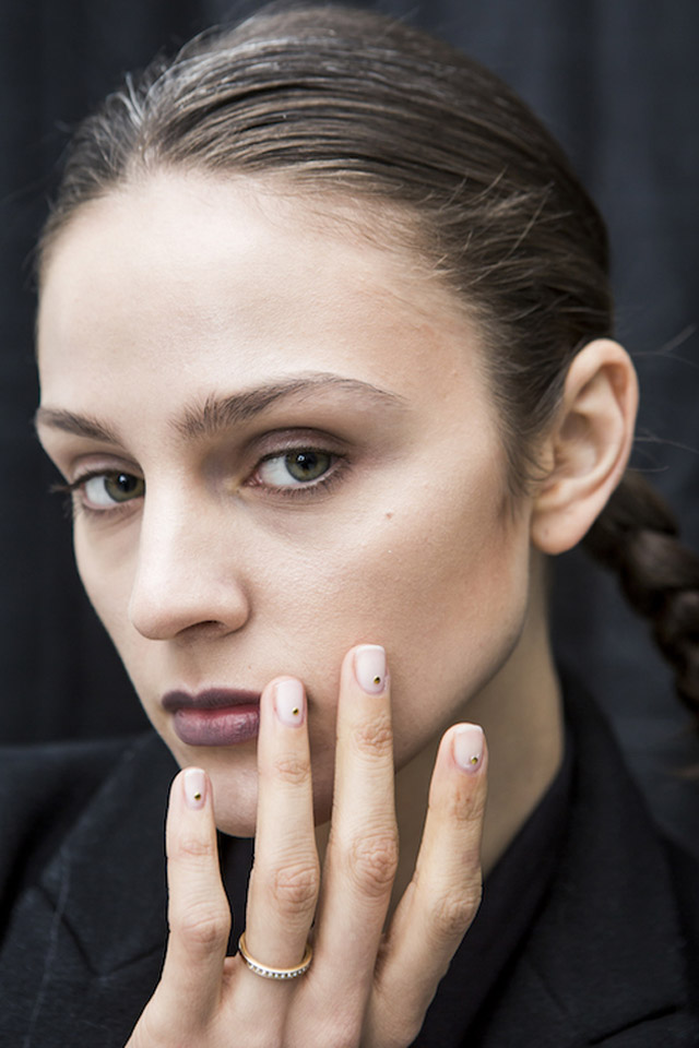 nail art, morgan taylor at sally la pointe fall 2016