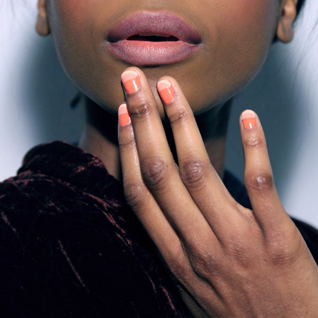 nail art new york fashion week 2016, Rebecca Minkoff Fall 2016, Essie