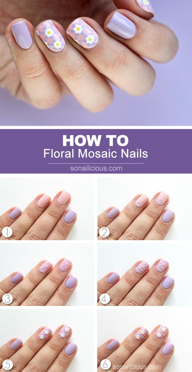 easter nail art tutorial
