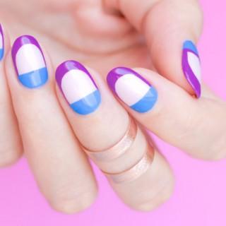 spring nail art, spring nail art tutorial
