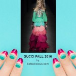 NAFW 2016 Day 1 – Gucci