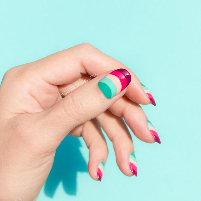 amazeballs gucci nails