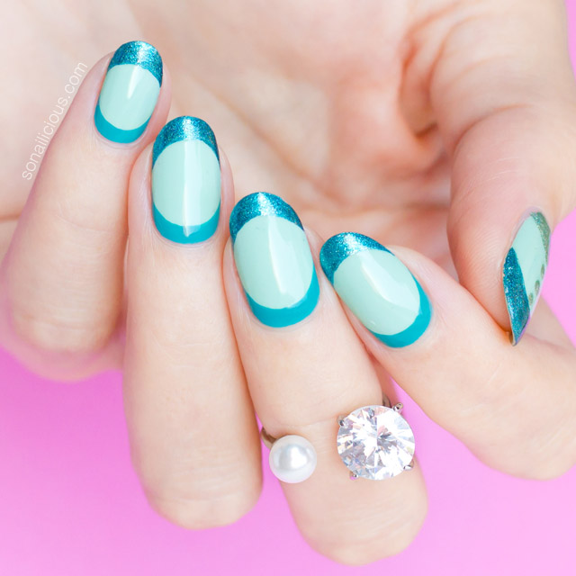 how to fix chipped nail polish, 3 ways to cover nail polish chips