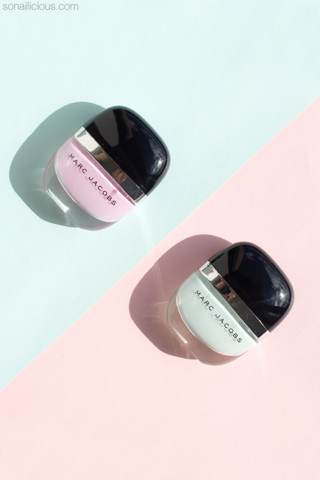 Marc Jacobs Peep, marc jacobs Good friday, nail polish review