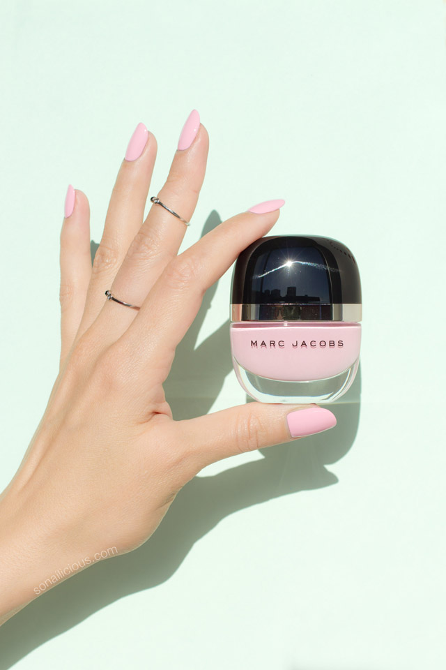 Marc Jacobs Peep swatch, marc jacobs peep review