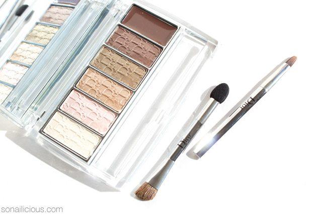 dior eye reviver, summer makeup