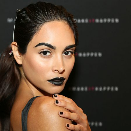 makeup and nails at We Are Handsome 2016