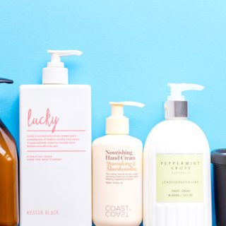 5 best hand lotions, hand creams