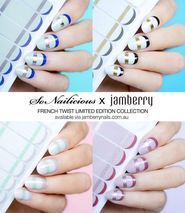 sonailicious for jamberry nail wraps