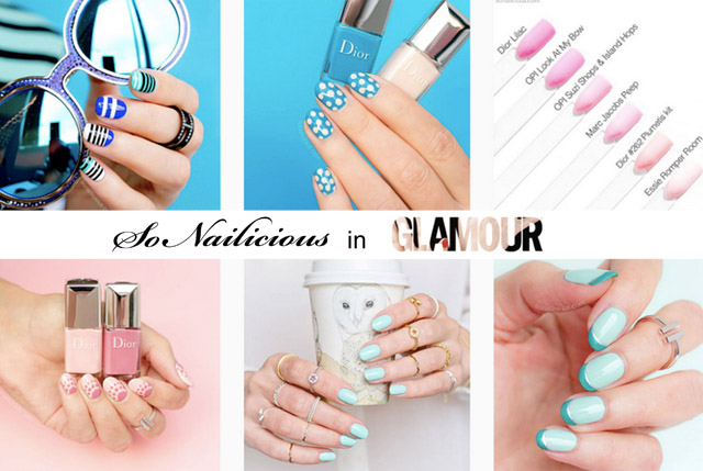 best nail art instagrams to follow, sonailicious