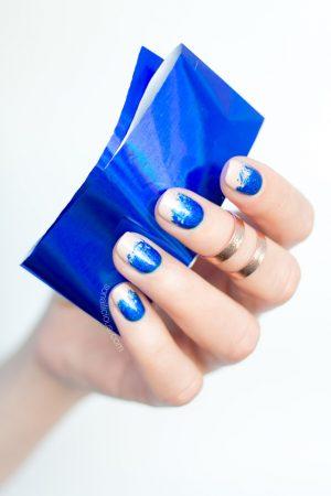 nail foil, foil nails
