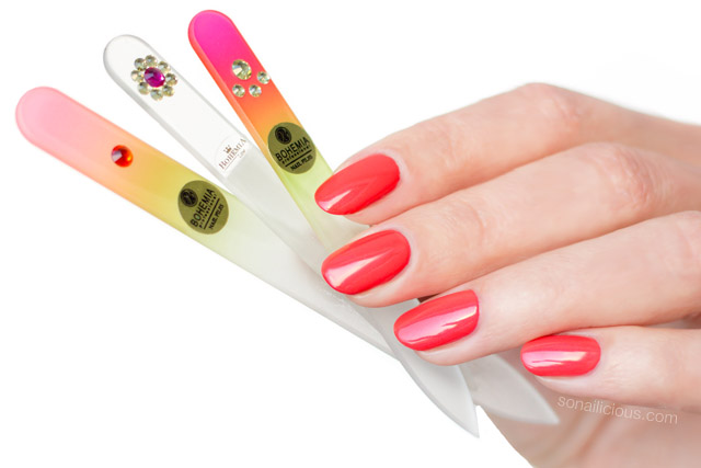 5 Reasons Why You Should Use A Glass Nail File