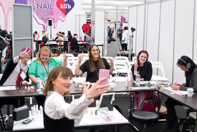 nail art workshop