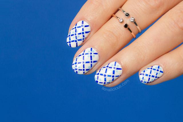 positano, positano tiles, summer nails how to