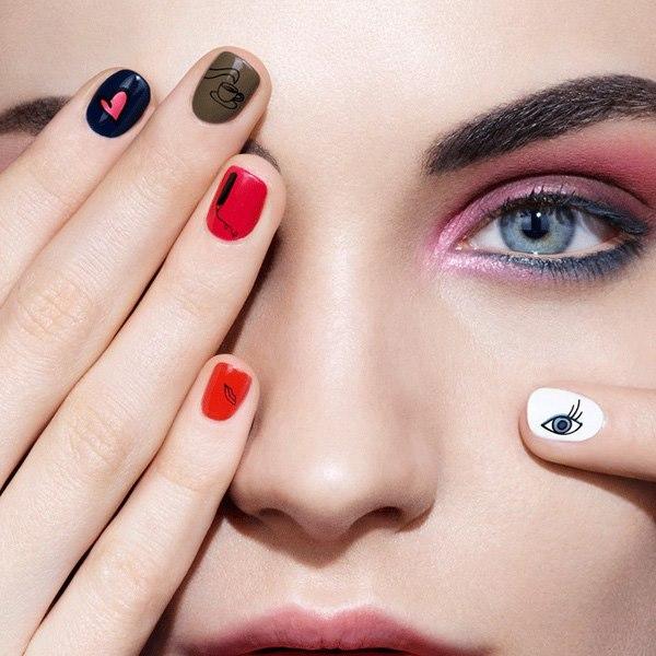 lancome sonia rykiel fall 2016 makeup collection