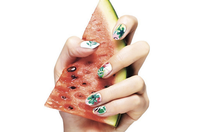 best food for healthy strong nails