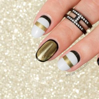 jamberry nail wraps, nail wrap manicure ideas