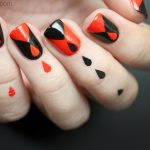 Tutorial: Dripping Blood Halloween Nails