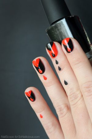halloween nails, halloween nail art