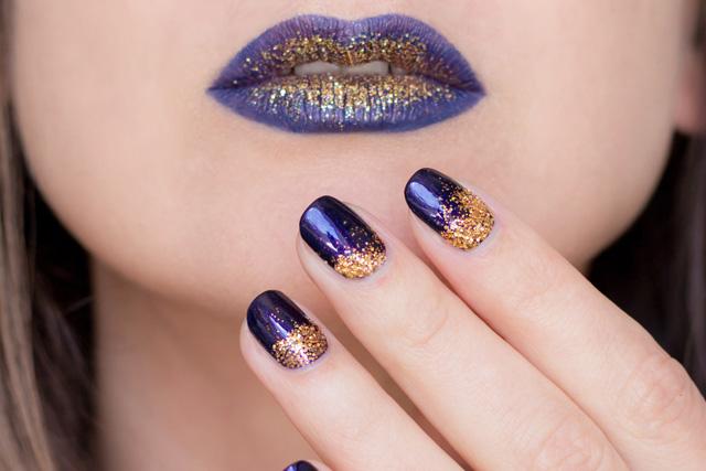 kat von d poe lipstick, halloween makeup, purple lipstick