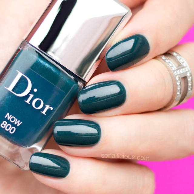 Dior Now swatch