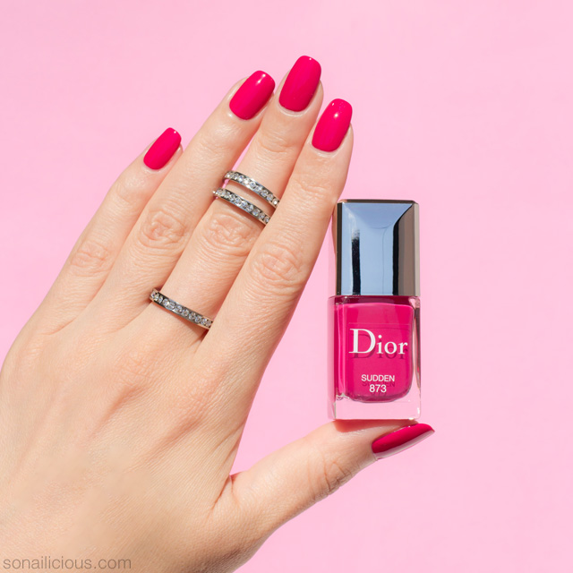 dior sudden swatch