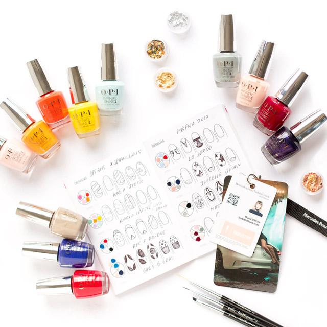 20 new nail art ideas, fashion inspired nail art