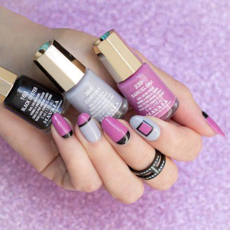 elegant fall nail colours, mavala nail polish