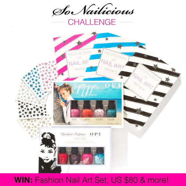 fashion nail art challenge