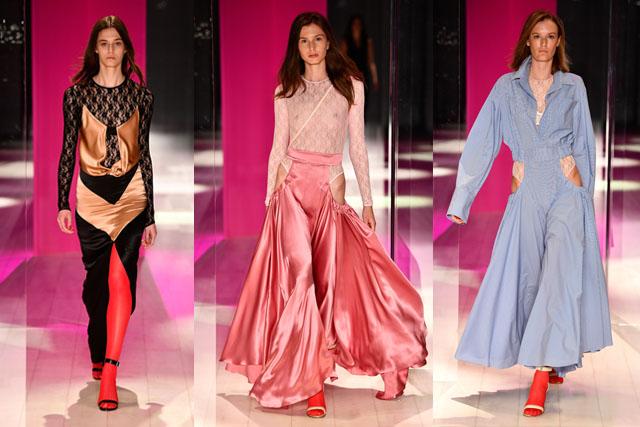 michael lo sordo best designs, silk dresses