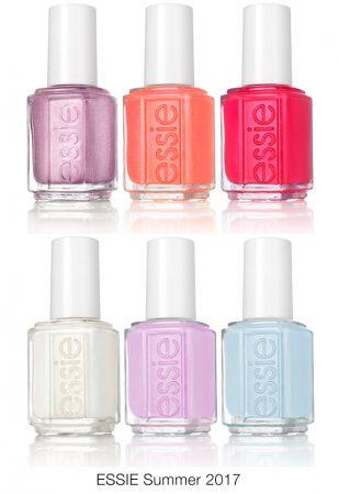 essie summer 2017 nail polish colours