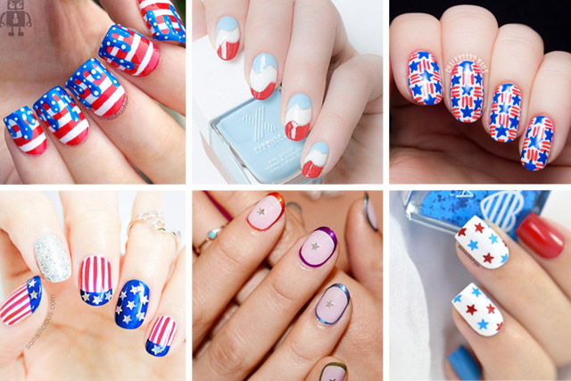 10 best 4th of july nails