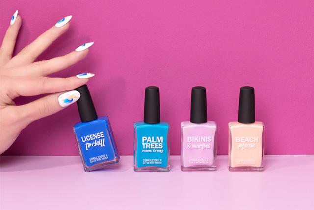 sonailicious x say it with polish limited edition nail polish collection, 11