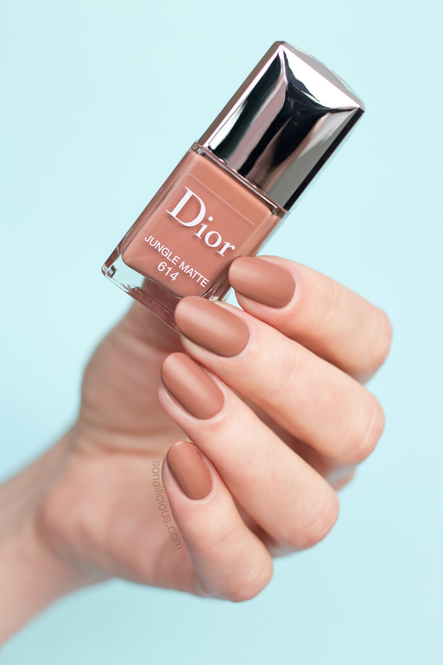 dior jungle matte review
