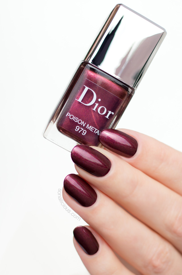dior poison metal review