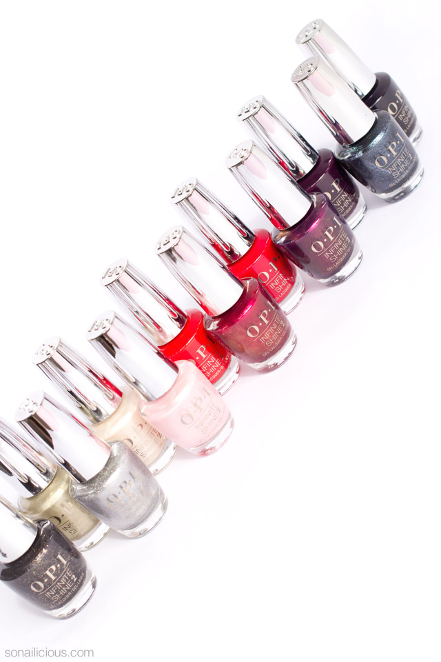 opi love opi xoxo collection review